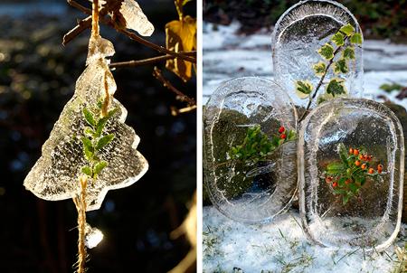Картинки по запросу фигурки из льда на елку