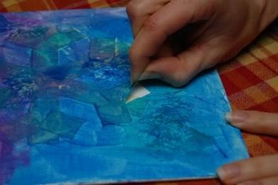 нетрадиционные техники рисования в детском саду