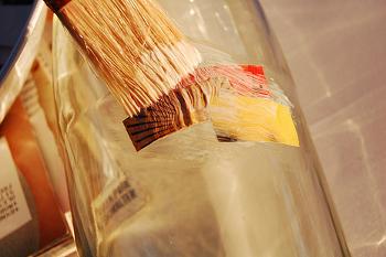 поделки ваза из бумаги