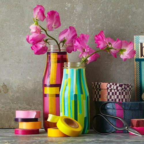 Фото как сделать вазу своими руками