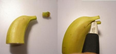 поделки из банана