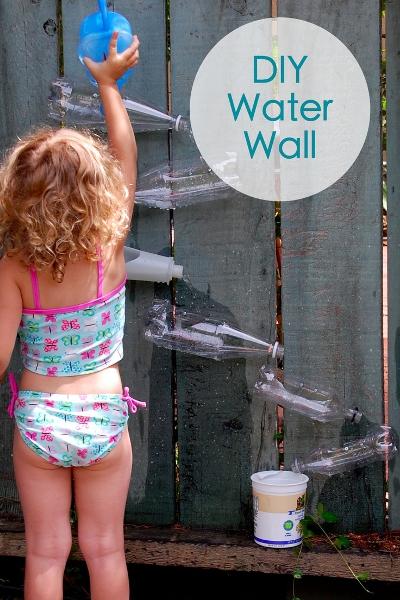 игры с водой