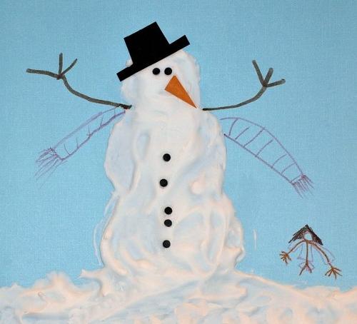 Рисунки зима. Зимние рисунки для детей: adalin.mospsy.ru/l_03_00/l0188.shtml