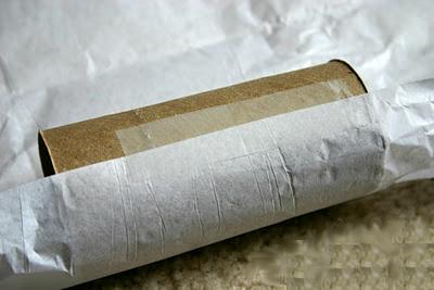 Новогодняя упаковка шоколада своими руками
